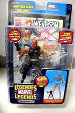 Marvel Legends Variant - WEAPON X Build a Figure Giant Man Age of Apocalypse