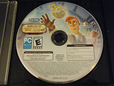 Mortimer Beckett and the Time Paradox (PC, 2010) - Disc Only!!!