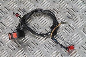 HONDA CBR900 RR-R URBAN TIGER FIREBLADE HANDLE BAR SWITCH GEAR