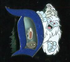 Dlr Charming Characters Abominable Snowman Le Disney Pin 122417