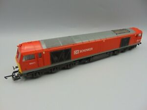 LIMA OO GAUGE 60011 DB Schenker DCC Fitted Locomotive (Unboxed)
