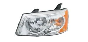 For 2006-2009 Pontiac Torrent Driver Side Headlight Head Light Lamp LH