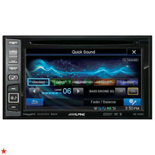 """ALPINE INE-W960 DOUBLE DIN DVD CD RECEIVER WITH 6.1"""" TOUCHSCREEN AND NAVIGATION"""