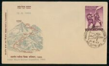 Mayfairstamps India FDC 1965 Mount Everest Expedition First Day Cover wwg_01671