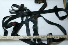 Treestand Adjustable Full Body Safety Tree Harness Nylon Black 350 Lb A135