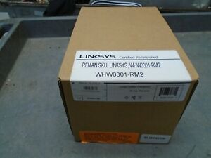 Linksys Velop Whole Home Tri-Band Mesh Wi-Fi WHW03 V2 Router