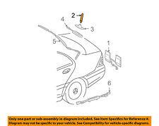 Mercedes MERCEDES-BENZ OEM 03-06 CLK500-Radio Antenna 2038200575