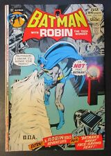 DC Comics Bat Man # 240 with Think Tank 1972  Special Edition Vintage Old Comic