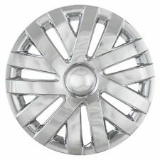 """FREE SHIPPING: Set of 4, 16"""" Chrome Wheel Cover For Steel Wheels Only #506C"""