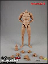 COOMODEL 1/6 modelo de cuerpo masculino ajuste Hot Toys Ht Cabeza Figura de Acción Juguetes Coleccionables