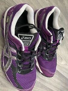 Asics Ladies Gel Cumulus Gortek Trainers Size 7.5 Used