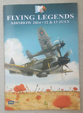 FLYING LEGENDS DUXFORD AIRSHOW 2014 PROGRAMME - NEW