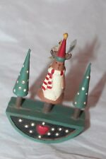 Midwest of Importers of Cannon Falls Christmas Reindeer Tree Ornament