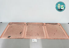 Lot of 3 Copper Heracell 150i Incubator Shelves with Warranty