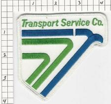 Transport Service  truck driver  patch (C4)