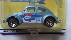 Matchbox 2002 50 Years Birthday Series 1962 Volkswagen Beetle VW Massachusetts