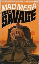 DOC SAVAGE #66: MAD MESA  by Kenneth Robeson - 1st Paperback Printing