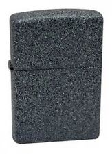 Zippo Lighter - Iron Stone - 211