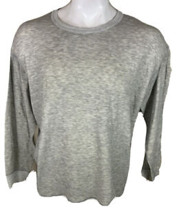 Vintage Duofold Wool Blend Two Layer Wool Distressed Shirt XXL Made USA F37