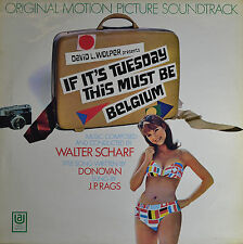 """ORIENTE - IF IT´S TUESDAY THIS MUST BE BÉLGICA - WALTER SCHARF 12"""" LP (Q954)"""
