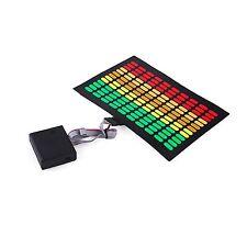 HDE Sound-Activated Rave LED Panel w/ Sensor Module - Equalizer
