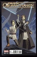 Star Wars: Obi-Wan & Anakin (2016) #1 Kevin Nowlan 1 in 25 Classic Variant NM