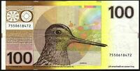 1977 Netherlands 100 Gulden Banknote * 7550618472 * VF-gVF * P-97a *