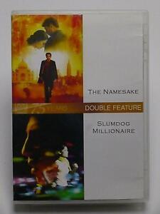 The Namesake - Slumdog Millionaire (DVD, double feature) - G1004