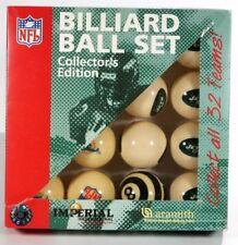 NEW Jets vs Miami Dolphins NFL Billiard Ball Collectors Edition