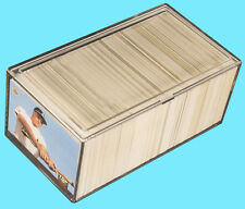 1 PRO MOLD 400 COUNT Trading CARD 2-PIECE STORAGE BOX Clear Plastic PC400 Sports