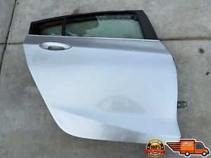 2016-2019 CRUZE REAR RIGHT PASSENGER SIDE DOOR SHELL PANEL SILVER OEM 16 17 18