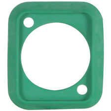 Neutrik SCDP-5 Sealing Gasket for D-size Connectors Green