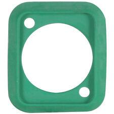Neutrik SCDP-5 Sealing Gasket for D-size Connectors Green