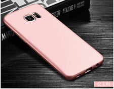 Ultra Slim Soft Silicone Rubber Shockproof Case TPU Back Cover Skin For Samsung