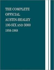 AUSTIN HEALEY 100 SIX 100 6 BN4 BN6 Owners Manual Handbook Repair Service Book