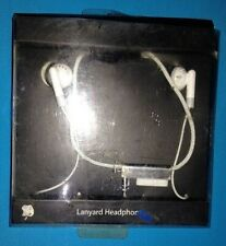 *RARE* -  APPLE IPOD NANO - LANYARD HEADPHONES