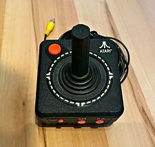 ATARI TV GAMES VIDEO GAME SYSTEM CONSOLE - PLUG IN AND PLAY GAMES