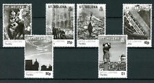 St Helena 2010 MNH WWII WW2 Battle of Britain Blitz 70th Anniv 6v Set Stamps