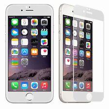 Argent Apple Iphone 6 Plus verre trempé coloré écran en verre trempé 0,3m 9h