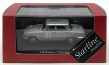 Véhicules miniatures blancs pour Alfa Romeo avec offre groupée