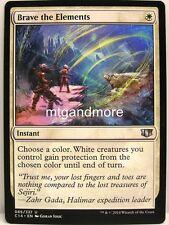 Magic Commander 2014 - 2x  Brave the Elements