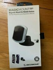 Magic Mount Pro Dash By Scosche - Magnet Phone For Mobile Devices NEW