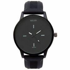 Reloj de pulsera para Hombre mujer moda deporte analógico de silicon Regalo lujo