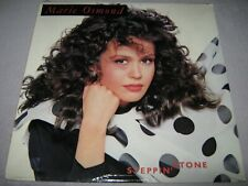 Marie Osmond Steppin Stone Minty Original Sealed New Vinyl Lp 1989 C1-91781 NoCo