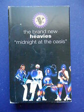 Brand new heavies Midnight at the oasis cassette single