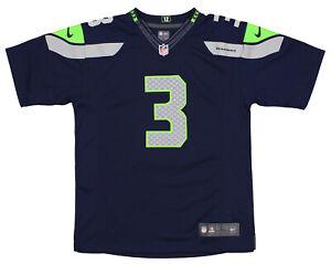 Nike NFL Infants Seattle Seahawks Russell Wilson #3 Game Day Jersey