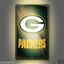 Green Bay Packers NFL Licensed MotiGlow™ Light Up Sign - Free USA shipping!
