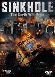 Jeremy London Gina Holden SINKHOLE - TERRIFYING SCHOOL BUS TRAGEDY DISASTER DVD