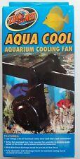 Zoo Med Aqua Cool Aquarium Cooling Fan - Fully Adj. Side-Mounting Aquarium Fan