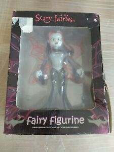 Rock Hard Scary Fairies Dark Fairy Figurine LILITH BOXED TOY COLLECTABLE.